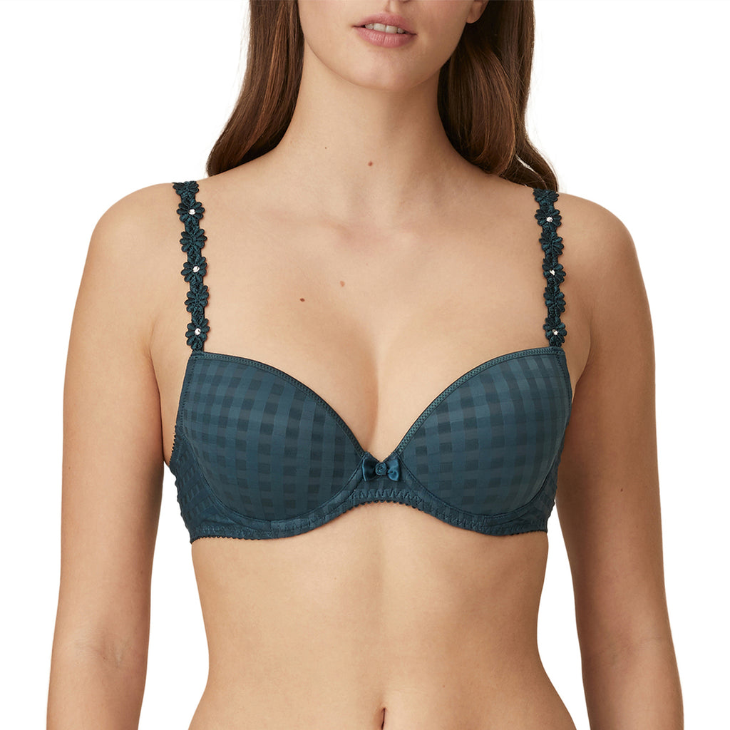 Marie Jo Avero Padded Bra in Empire Green 010-0418