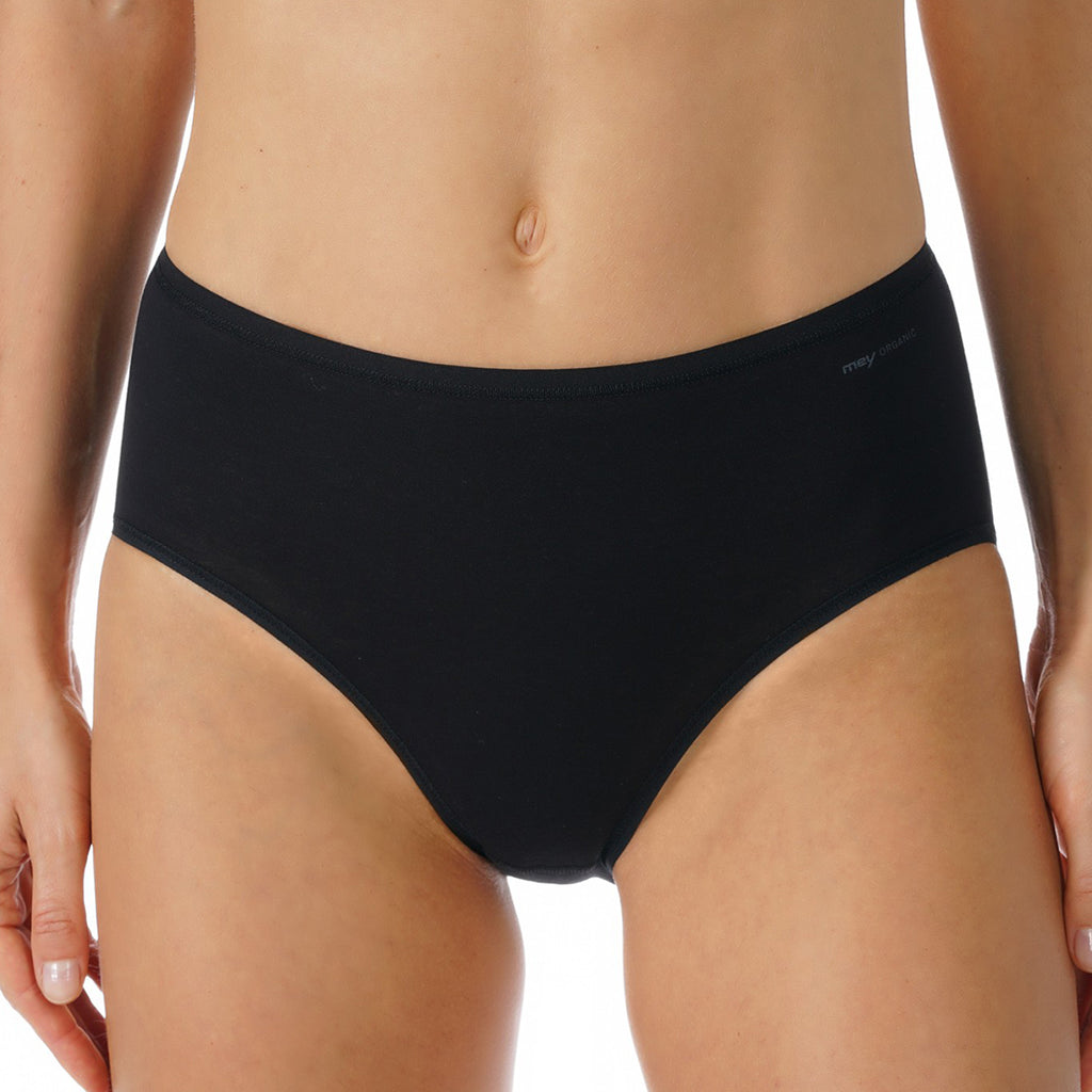 Mey 29818 Organic Cotton Full Brief in Black