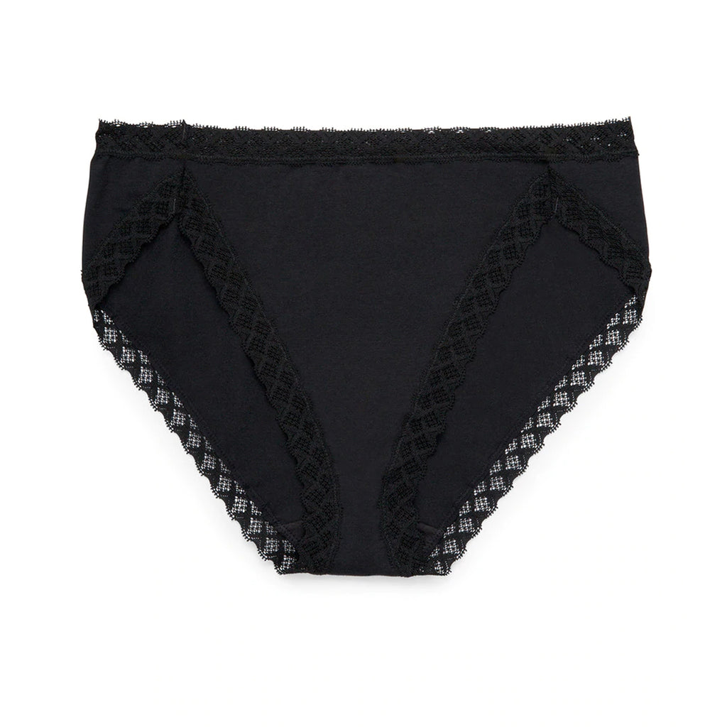 Natori Bliss Panty in Black