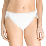 Natori Bliss Panty in White