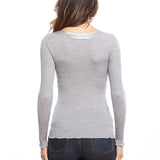 Oscalito Long Sleeve Shirt in Grey
