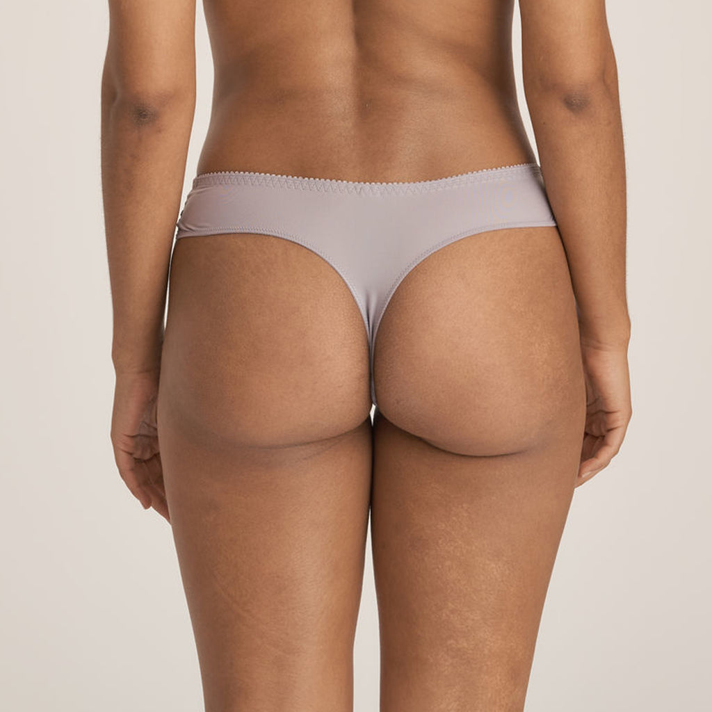 PrimaDonna Candle light Thong in Powder Grey 066-3120