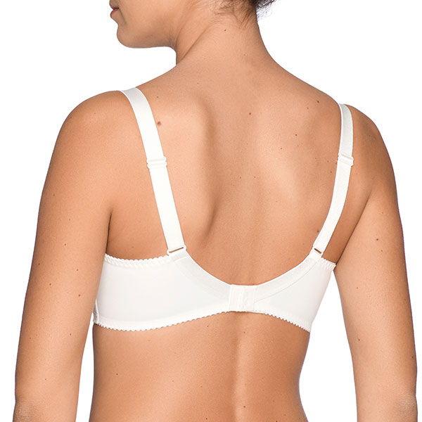 PrimaDonna Eternal Full Cup Bra natural back
