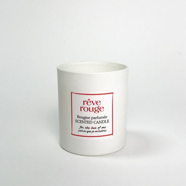 Rêve Rouge Scented Candle