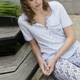 Ringella Short Sleeve Pyjamas