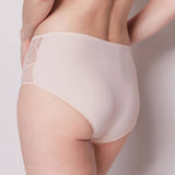 Simone Perele Promesse Retro Brief in Blush