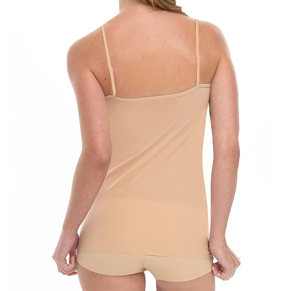 Commando WCA02 Whisper Camisole in nude beige