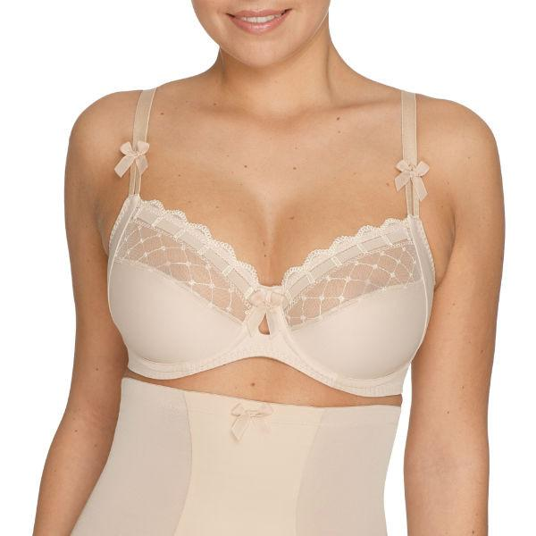 PrimaDonna 014-1121 Twist A La Folie Bra in nude cafe