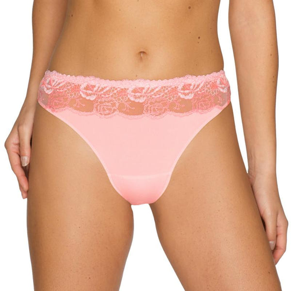 PrimaDonna Delight Thong in Rose