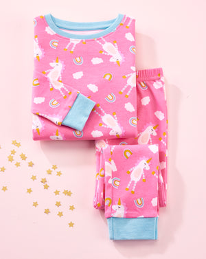 Lexi Unicorn Pajama Set