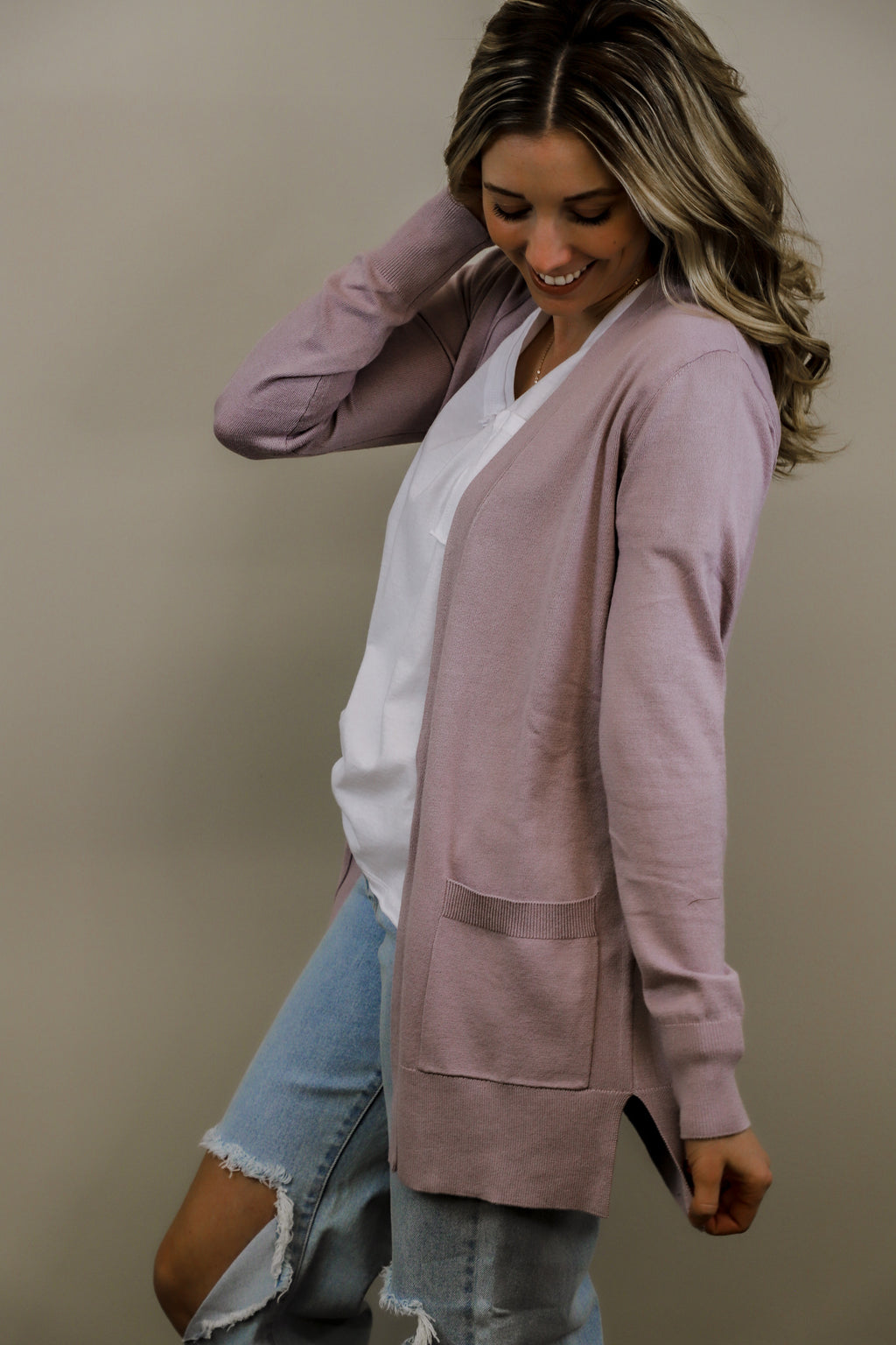 Faithful Striped Dress - The Rooted Shoppe