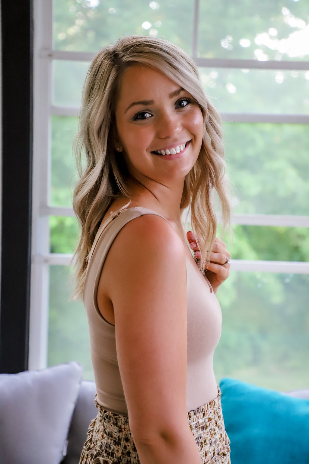 Fur Gray Open Jacket