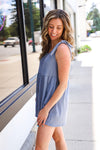 Clara High Rise Skinny Crop Jean - The Rooted Shoppe