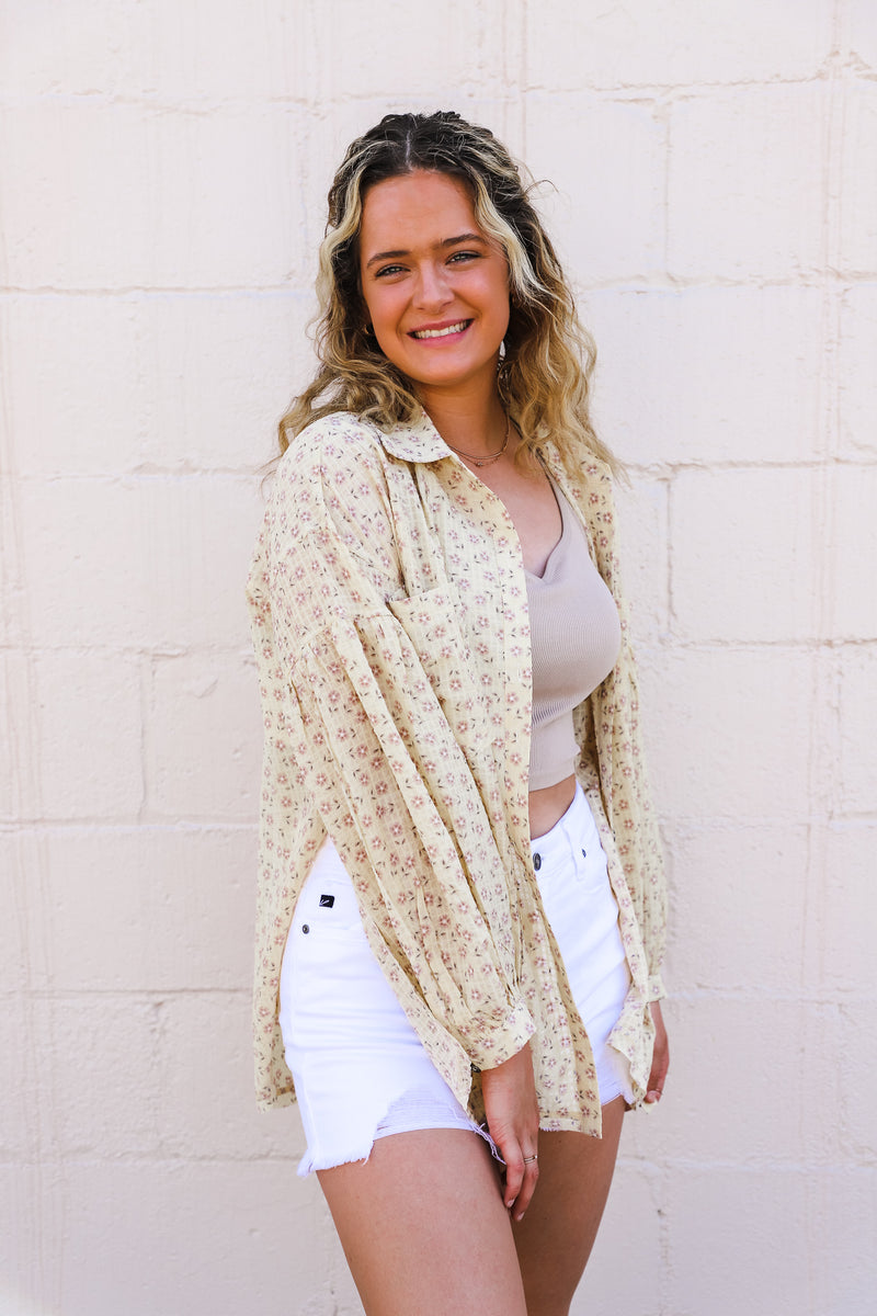 Wonderful Loose Top - The Rooted Shoppe