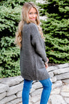 Miracle of Love Long Cardigan