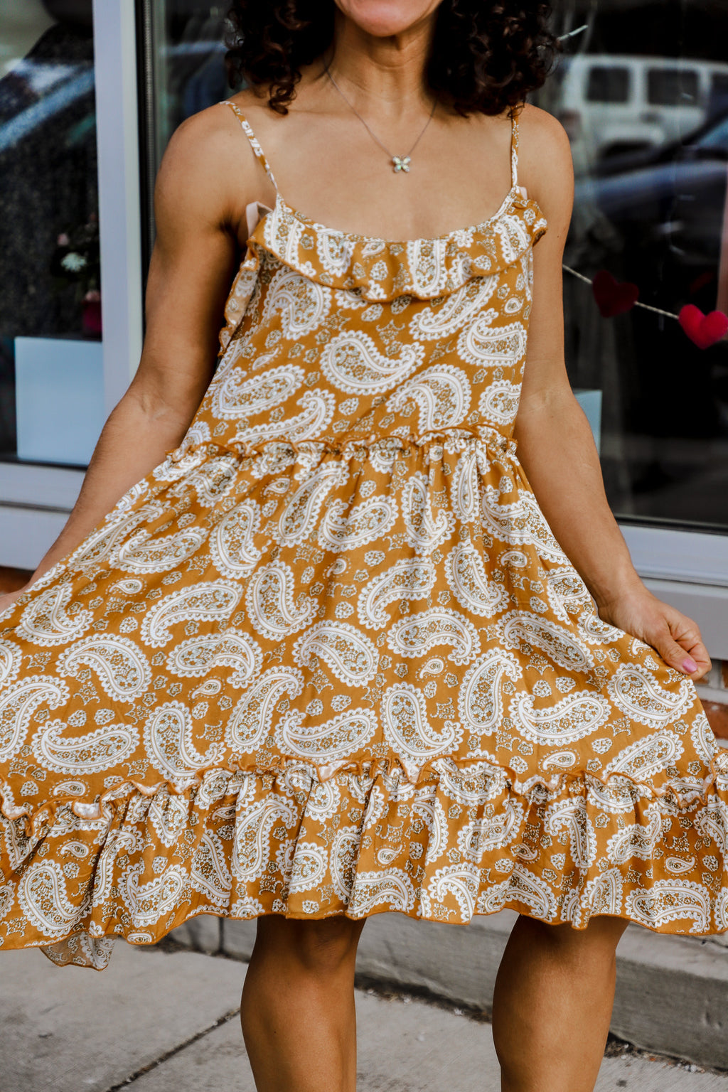 Greater Animal Print Top - The Rooted Shoppe