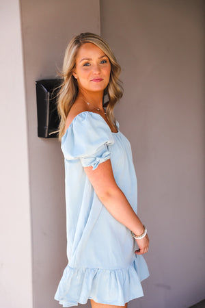Who You Are Smocked Blouse - The Rooted Shoppe