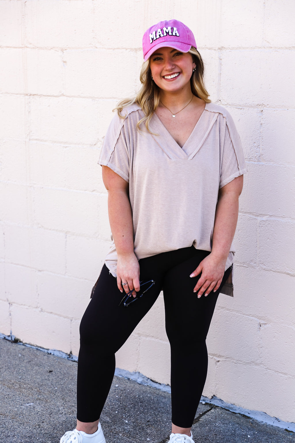 Good Tie Dye Top - The Rooted Shoppe