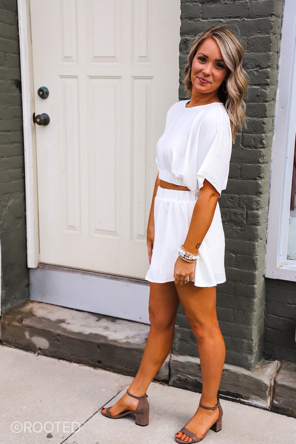 Leo Mocha Sandal - The Rooted Shoppe