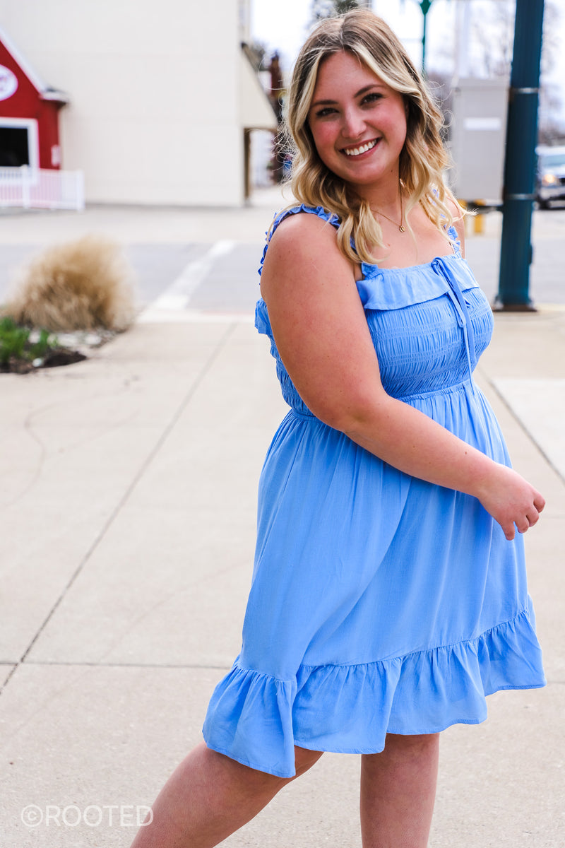 Quinn KanCan White Jean - The Rooted Shoppe
