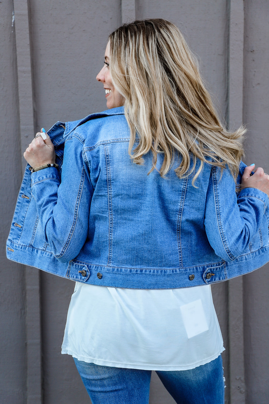 All Around Me Embroidered Dress - The Rooted Shoppe