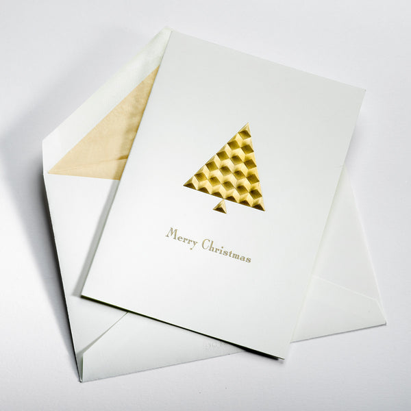 Bevel Tree Holiday Card