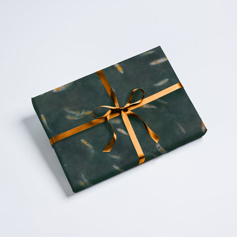 Koi Fish Wrapping Sheets