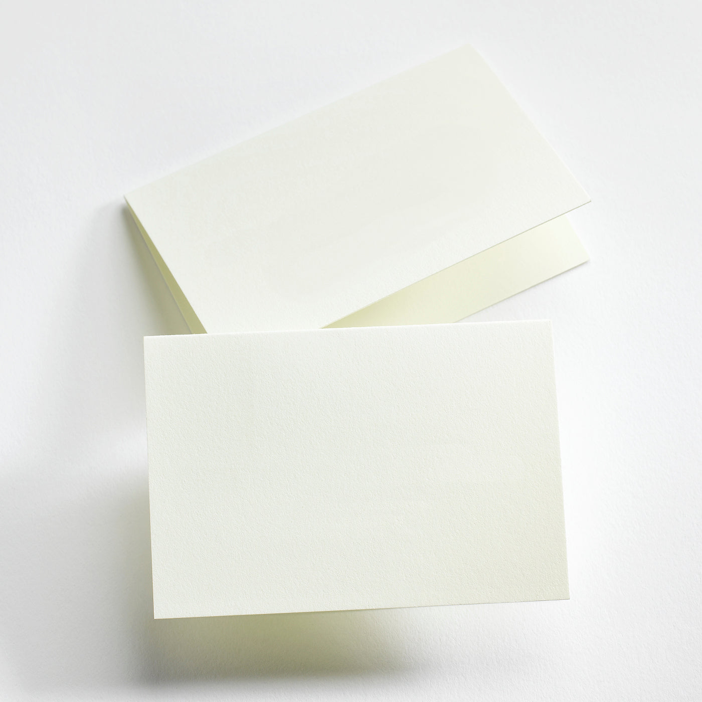 Blank Tented Place Cards