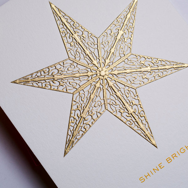 Shine Bright Gift Tag