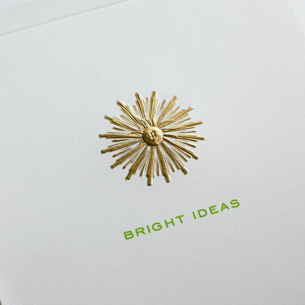 Tablet: Bright Ideas