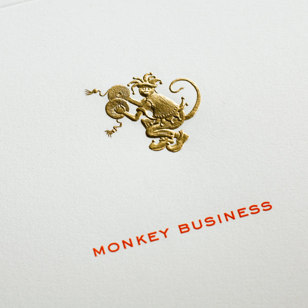 Tablet: Monkey Business
