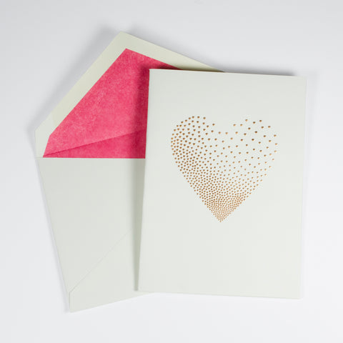 Heart of Hearts Individual Card
