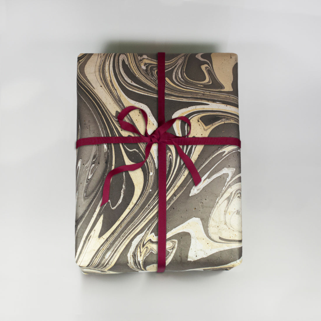 Grey Marbleized Wrapping Sheets