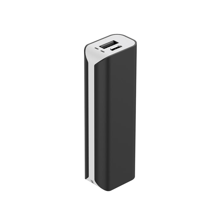 Cargador Portátil Power Bank 2,200Mah Havit Hv-Pb126 P/Dispositivos Móviles Negro/Banco