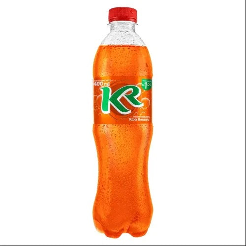 Gaseosa Kr Naranja No Retornable 400Ml