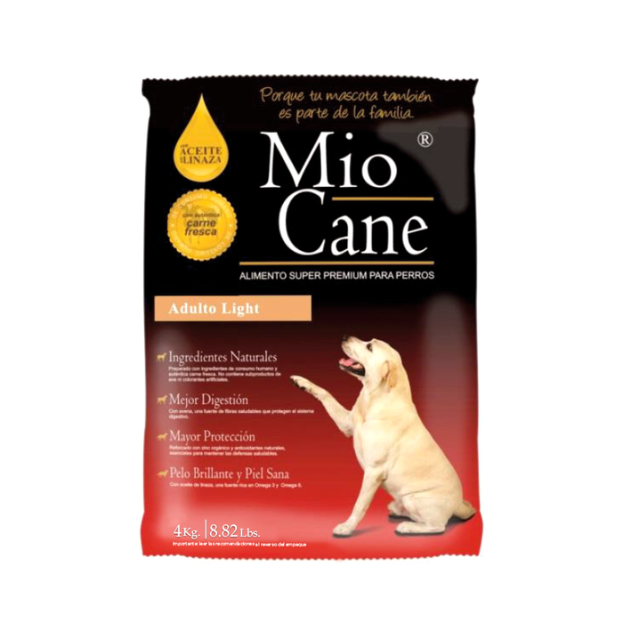 Mio Cane Light Super Premium 4Kg