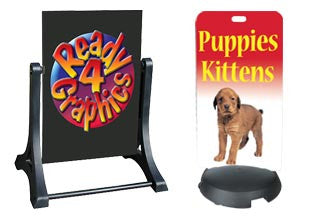 Ready 4 Graphics ® Sidewalk Signs