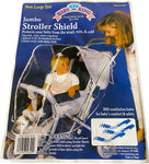 Jumbo Rain Shield Stroller Cover