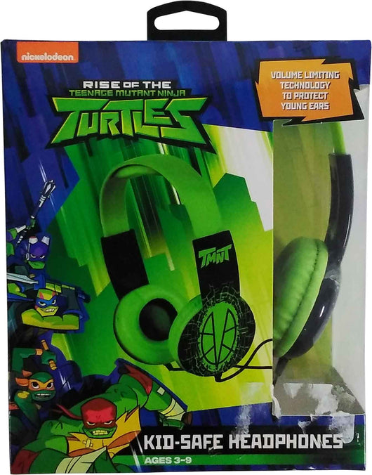 NICKELODEON NINJA TURTLES HEADPHONES