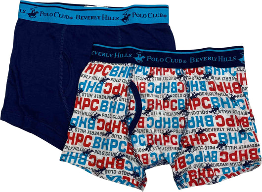 Beverly Hills Polo Club Printed 2Pc Set