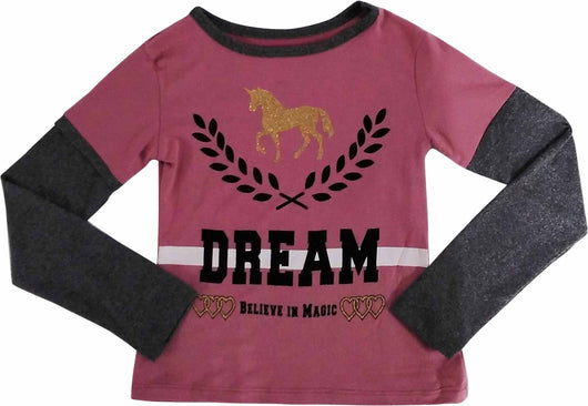 Sparkle Dream Long Sleeve Top