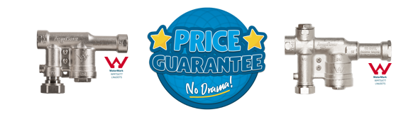 Acquasaver price guarantee