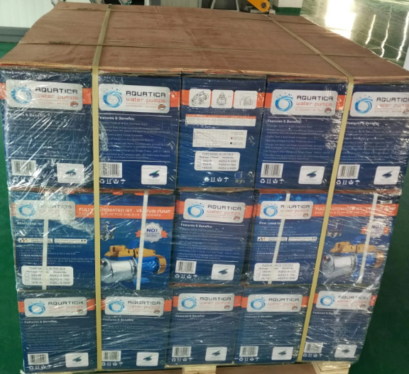Water Pump Shipment Arrived At Water Pumps Aus Warehouse