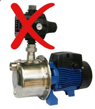 750 Watt Intelligent Jet Venturi - Surface Mount Water Pump with Built-in Auto Pressure Controller and FREE Delivery*