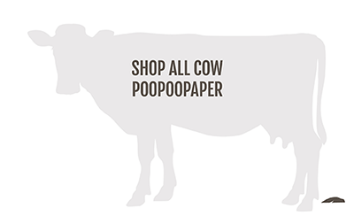 Shop All Cow POOPOOPAPER