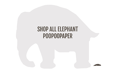 Shop All Elephant POOPOOPAPER