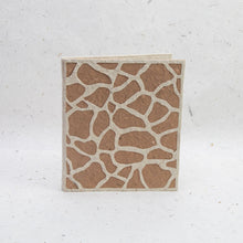 Load image into Gallery viewer, Jungle Safari - Giraffe Journal and Mini-Journal Set