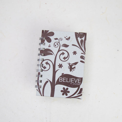 Inspirational POOPOOPAPER - Believe - Journal