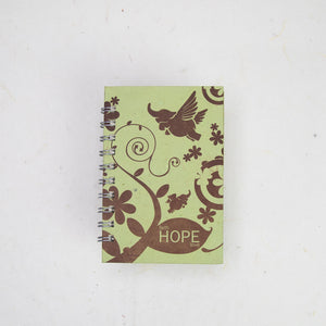 Inspirational POOPOOPAPER - Hope - Journal