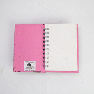 Inspirational POOPOOPAPER - Peace - Journal and Scratch Pad Set